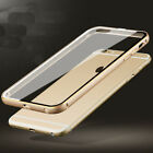 NEW Luxury Aluminum Ultra-thin Metal Case Cover for iPhone 6 4.7 Plus 5.5