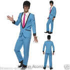 CL440 1950's Teddy Boy Suit Grease Rockabilly Retro Rock N Roll Fancy Costume