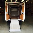 Van Loading Ramp, 2.0m Fixed Mesh Van Vehicle Ramp, SWL 400kg