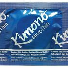 Kimono MicroThin Ultra Thin Condoms - Choose Quantity