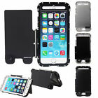 Shockproof Metal Luxury Armor King Case Cover For iPhone 6/6 Plus Top