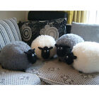 Plush Toys Cute Stuffed Soft Sheep Character Kids Baby Toy Gift Doll White/Gray!