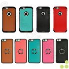 """Hybrid Shockproof Rugged Heavy Duty Hard Case For iPhone 6 4.7"""" / 6 Plus 5.5"""""""