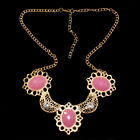 Fashion Jewelry Charm Pendant Chain Choker Chunky bib Statement Necklace