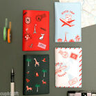 Holiday Passport Holder Case Cover Ticket Card ID Travel Wallet Pouch Storage