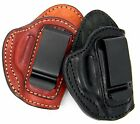 CLOSEOUT! Leather IWB INSIDE Concealment Holster for.. Choose Your Gun and Color