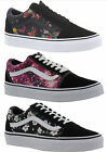 New Vans Old Skool Womens Canvas Trainers Sneakers Shoes Size UK 4-8