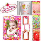 Kid Magnetic Fridge Photo Frame Memo Holder Personalise Photograph Decor Display