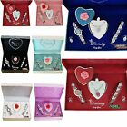Ladies Watch & Bracelet Jewellery Heart I Love You Valentines Gift Set For Her