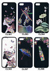 Graphics CL-AA Plastic Back Cover Case For iPhone 5 / 5S