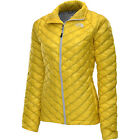 Women's North Face Yellow Lightweight PrimaLoft Thermoball Jacket New $199