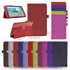 Premium Portfolio PU Leather Case Folio Flip Cover For LG G Pad F8.0 V495 V496