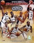 San Antonio Spurs 2003 NBA Finals Champions Team Composite Photo (Select Size)