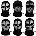 Hot Balaclava Face Skull Ghost Call of Duty Full Face Mask Army Military Mask Z