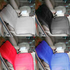 Waterproof Car Rear Back Seat Protective Cover Blanket Cushion Pet Dog Boot Mat