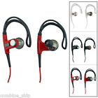 3.5mm In-Ear Clip Sports Stereo Hook Running Jogging Earhook Earbud Earphones