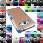 FOR SAMSUNG GALAXY PHONE MODELS PROTECTIVE TUFF ARMOR SHOCK CASE COVER+STYLUS