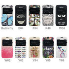 Art Flip PU Leather View Window Stand Protector Case Cover For Alcatel Pop C7