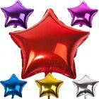 Wedding Child Photo Octagon Party Helium Foil Balloons Star Shape Bulk