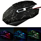 4000DPI 6 buttons LED gaming Optical USB Wired Game Mice for Laptops Desktop