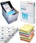 A4 A3 White & Coloured Printer Copier Paper Card Sheets 80 160gsm *FULL RANGE*
