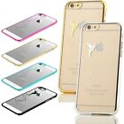 """Luxury Thin Clear Slim Hard Case Bumper Cover Skin For iPhone 6 4.7""""  Plus 5.5"""""""