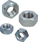 A2 Stainless Steel Hexagon Full Nuts. Standard Pitch Various sizes from M2 - M30