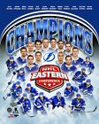 Tampa Bay Lightning 2015 NHL Eastern Conference Champs Photo SC019 (Select Size)