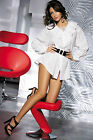 X1759 Sexy White Long Sleeve Blouse Pleated Collar Pirate Costume Halloween Gift