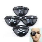 1/6 Pirate Skull Eye Patch Patches Halloween Costume Toy Party Supply Kids Boys
