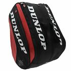 Dunlop Kids Childrens Padded Tour Bag Tennis Racquet Sports Luggage Accessory
