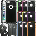 for iphone 6s triple 3 layer rugged shockproof hybrid case cover skin 6 s