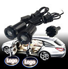 Car Led Led Laser Projector Logo Ghost Shadow Light For Honda BMW Audi US TB1