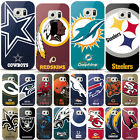 Official NFL Slim Fit Armor Cover for Samsung Galaxy S 6 S6 Protective Fan Case