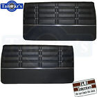 1963 Impala Front Door Panels Pre-Assembled PUI New