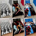 Star Wars VII The Force Awakens Single/Double Duvet Covers Kylo Ren Rey Solo