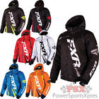 FXR Boost Snowmobile Jacket w/ Removable Liner ` New 2016