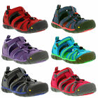 Keen Seacamp 2 Kids Womens Velcro Walking Water Sandals