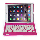 For Apple iPad Mini 1 Foldable Wireless Bluetooth Keyboard Case Cover Stand New