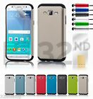 Slim Armour Shockproof Case For Samsung Galaxy J5 + Screen Protector