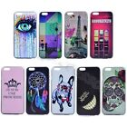 For iPhone/Sony/LG/Acer Strong Protective Case Elegant Hard Plastic Beauty Cover