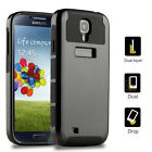 Shockproof Hard Bumper Soft Hybrid Rubber Case Cover For Samsung Galaxy S4 i9500