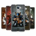 HEAD CASE SHOGUN WARRIORS SOFT GEL CASE FOR HUAWEI HONOR 7
