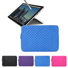 """Tablet Soft Sleeve Zipper Cover Case Pouch Bag For 12.3"""" Microsoft Surface Pro 4"""