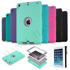 Shockproof Military Heavy Duty Case Cover For Ipad Air 1st Generation Mini 1/2/3