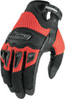 Icon Twenty Niner Street Motorcycle Riding Gloves Men All Sizes All Colors