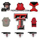 Texas Tech Red Raiders NCAA Football Dog Pets First Licensed Team Dog Costume