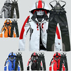 Men's Winter Waterproof Outdoor Coat + Pants Ski Suit Jacket snowboard Clothing