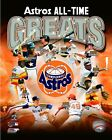 Houston Astros All Time Greats MLB Composite Photo SJ004 (Select Size)