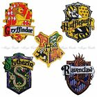 Magic Castle Harry Potter School Crest Iron On Patch Badge Costume Halloween